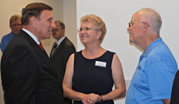 Orlando Marketing and PR Firm   Senator John Mica and ZelTech