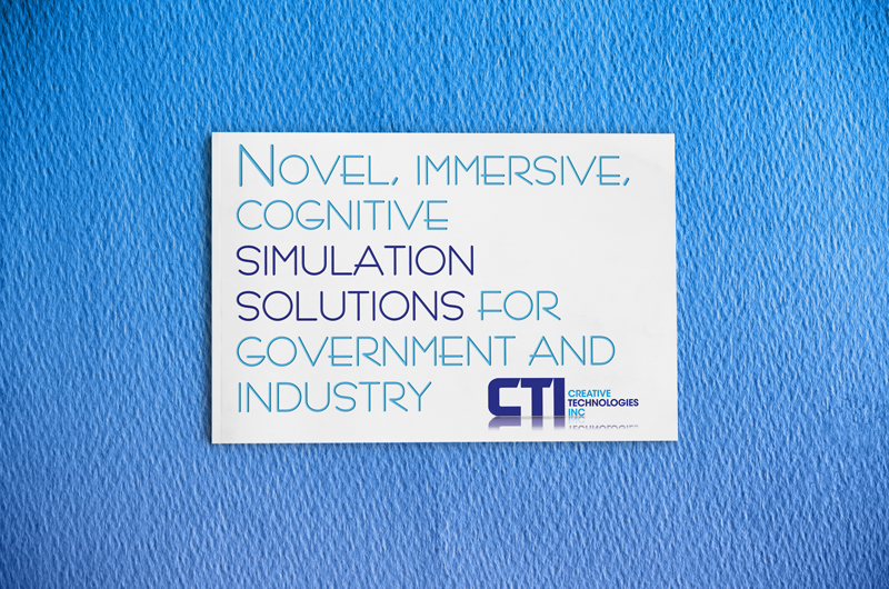 Capital Communications | CTI Print Collateral