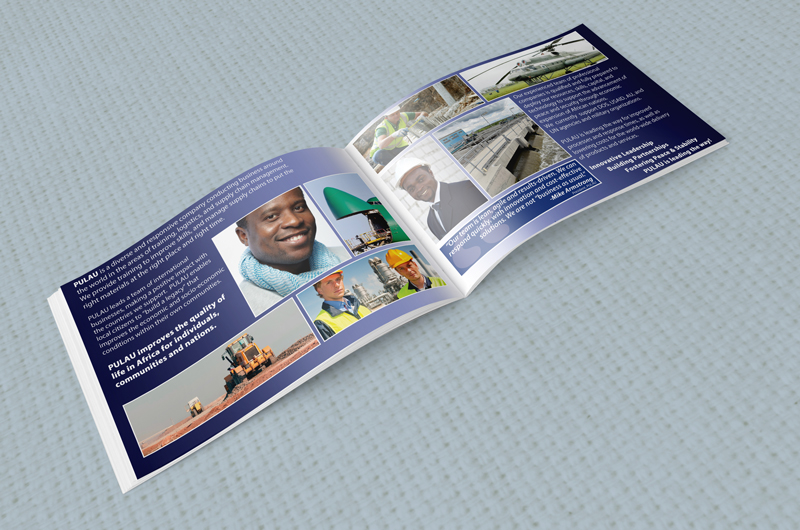 Capital Communications | Print Collateral & Leave Behinds