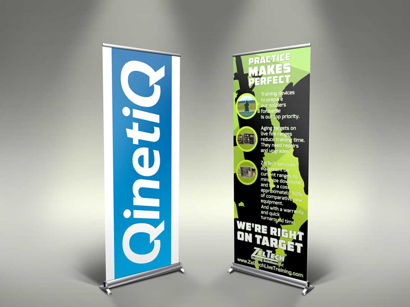 Capital Communications | Banners